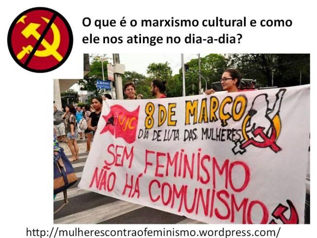 marxismo cultural feminismo