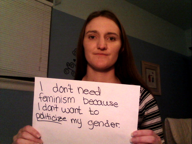 nao precisamos do feminismo 2