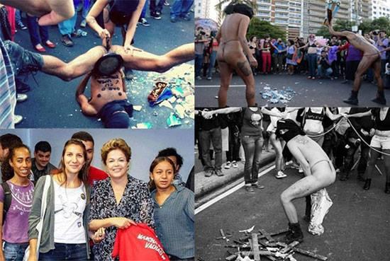 marcha das vadias feminismo mulheres antifeminismo