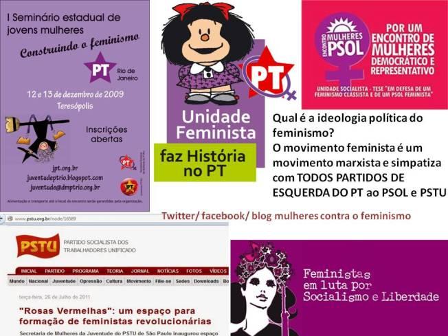 partidos politicos feministas