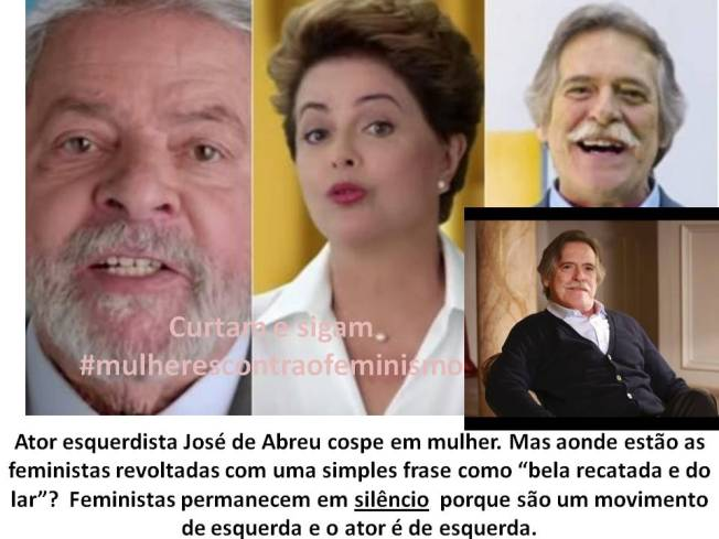 Jose de Abreu cuspiu em mulher